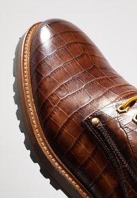 Giorgio 1958 - Bottines à lacets - brown - 5