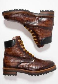 Giorgio 1958 - Bottines à lacets - brown - 1