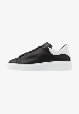 Zapatillas - manlis black/bianco