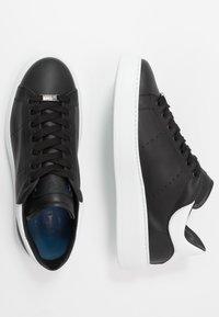 Giorgio 1958 - Sneakers basse - manlis black/bianco - 1