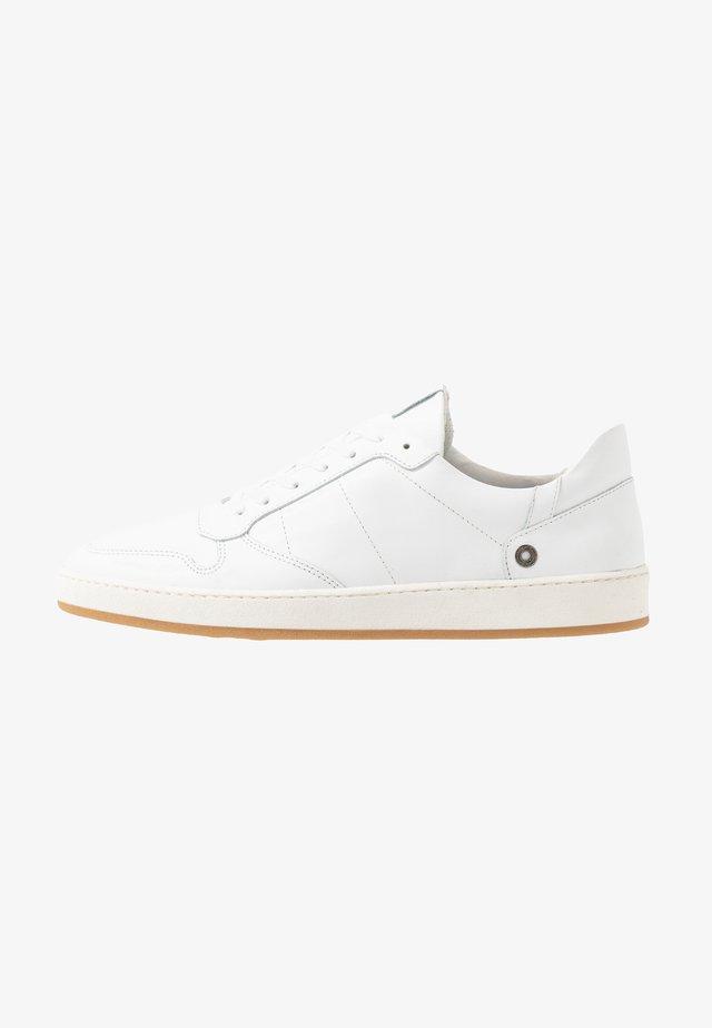 Sneakers laag - manlis bianco