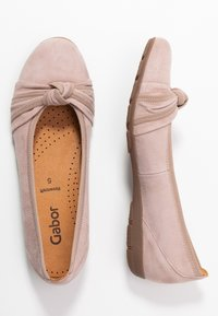 Gabor - Ballet pumps - antik rosa - 3