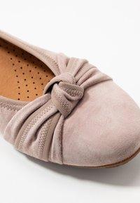 Gabor - Ballet pumps - antik rosa - 2