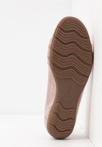Gabor - Ballet pumps - antik rosa - 6