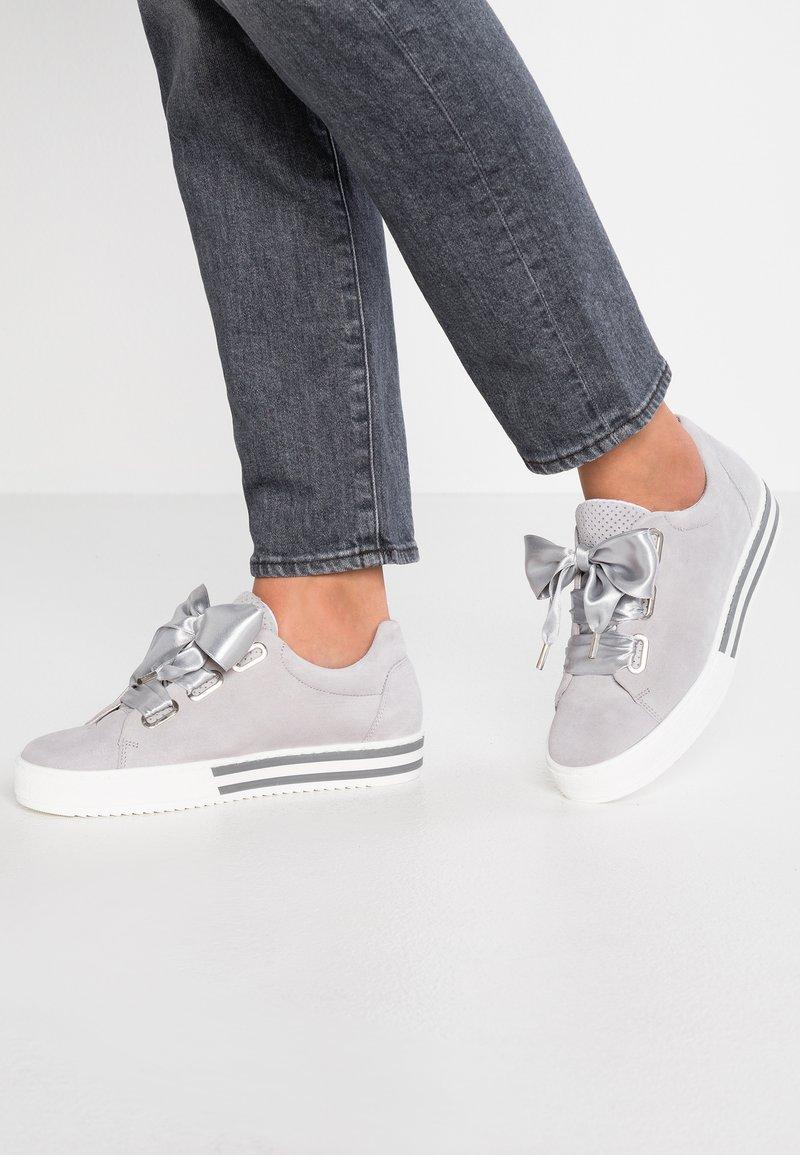 Gabor - WIDE FIT  - Sneaker low - light grey