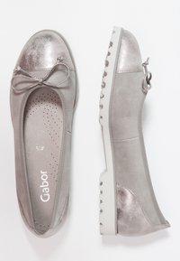 Gabor - Ballet pumps - grau - 3