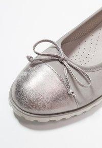 Gabor - Ballet pumps - grau - 2