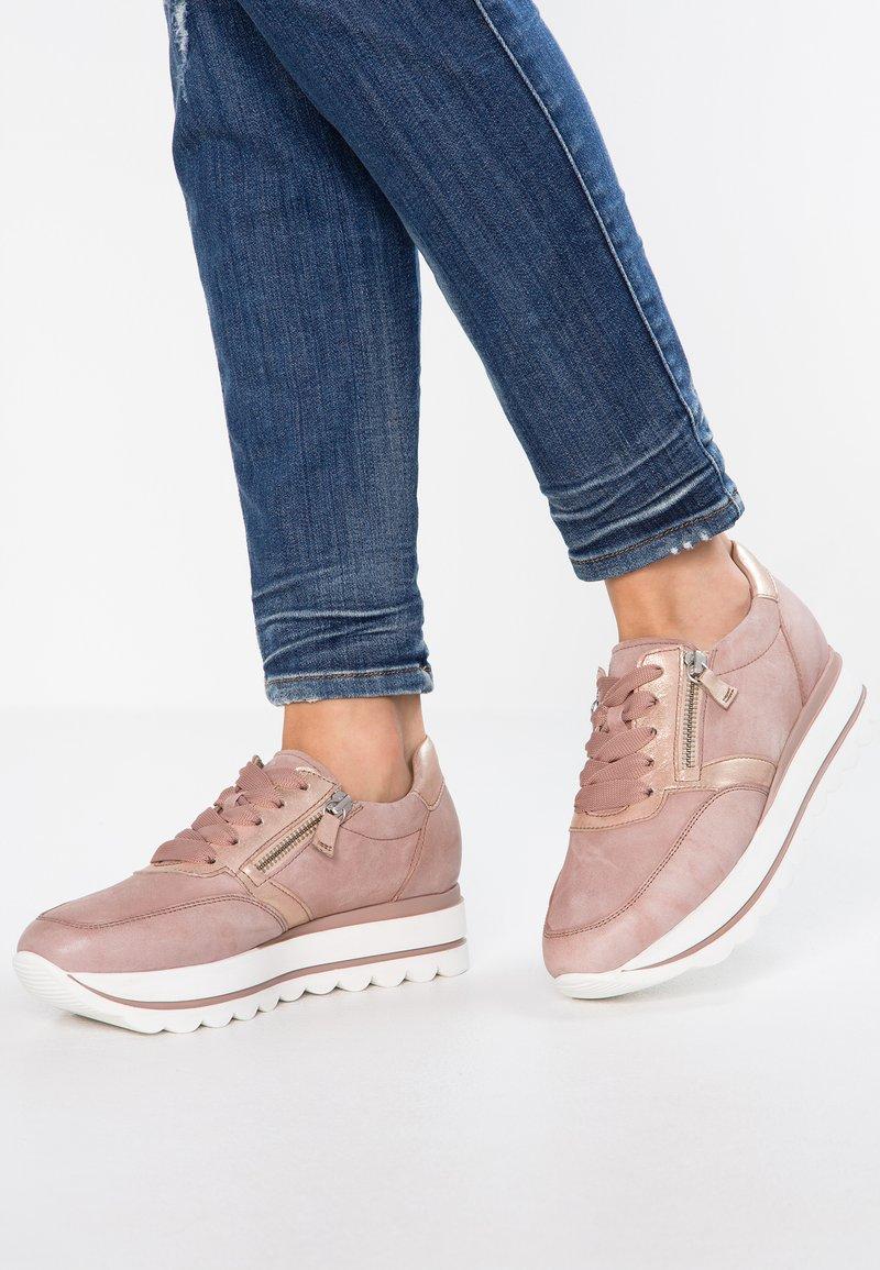 Gabor - Sneaker low - antikrosa/rame