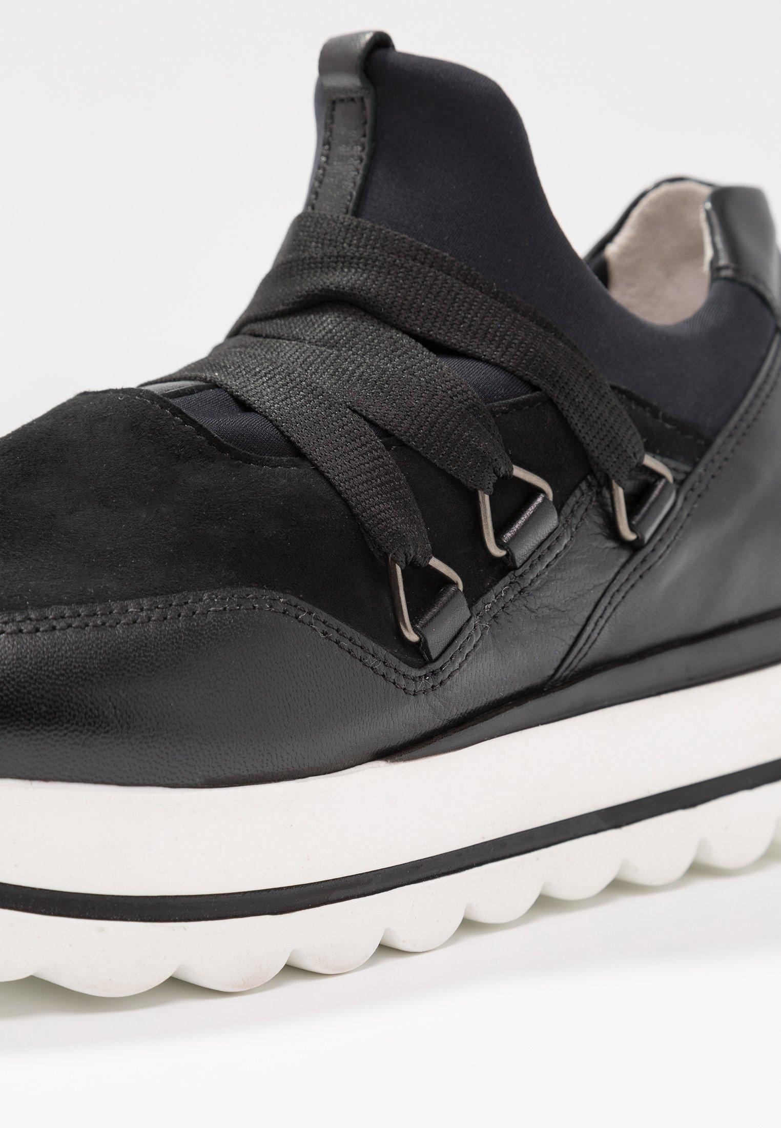 Gabor Gabor Schwarz Sneakers Basse Sneakers Basse Sneakers Gabor Schwarz Pk0XwOn8