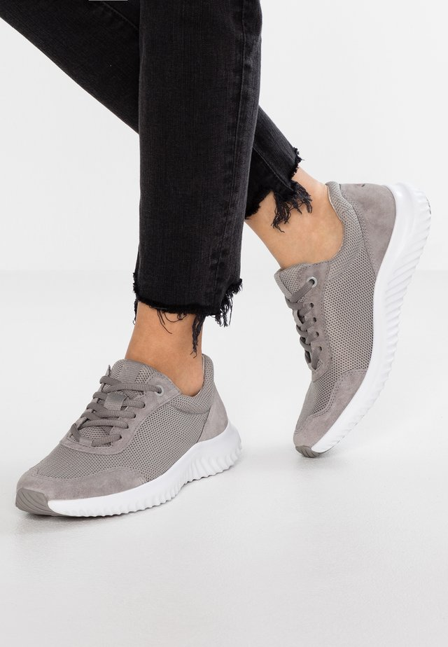 ROLLING SOFT - Sneakers laag - grau