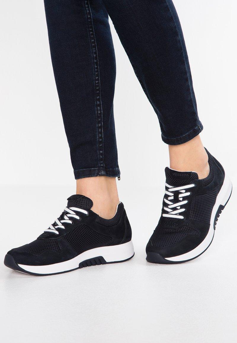 Gabor - ROLLING SOFT - Sneakers laag - nightblue