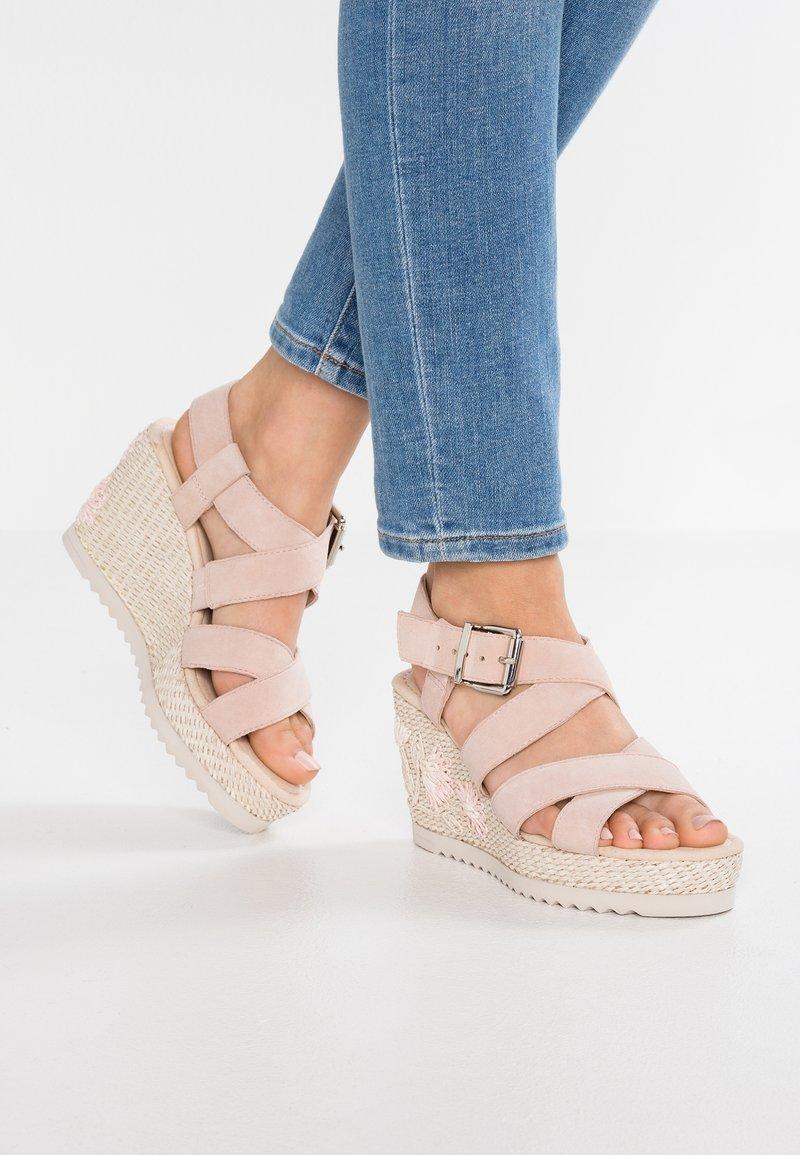 Gabor - High Heel Sandalette - skin