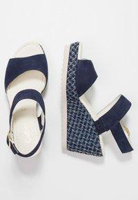 Gabor - Sandali con tacco - bluette - 3