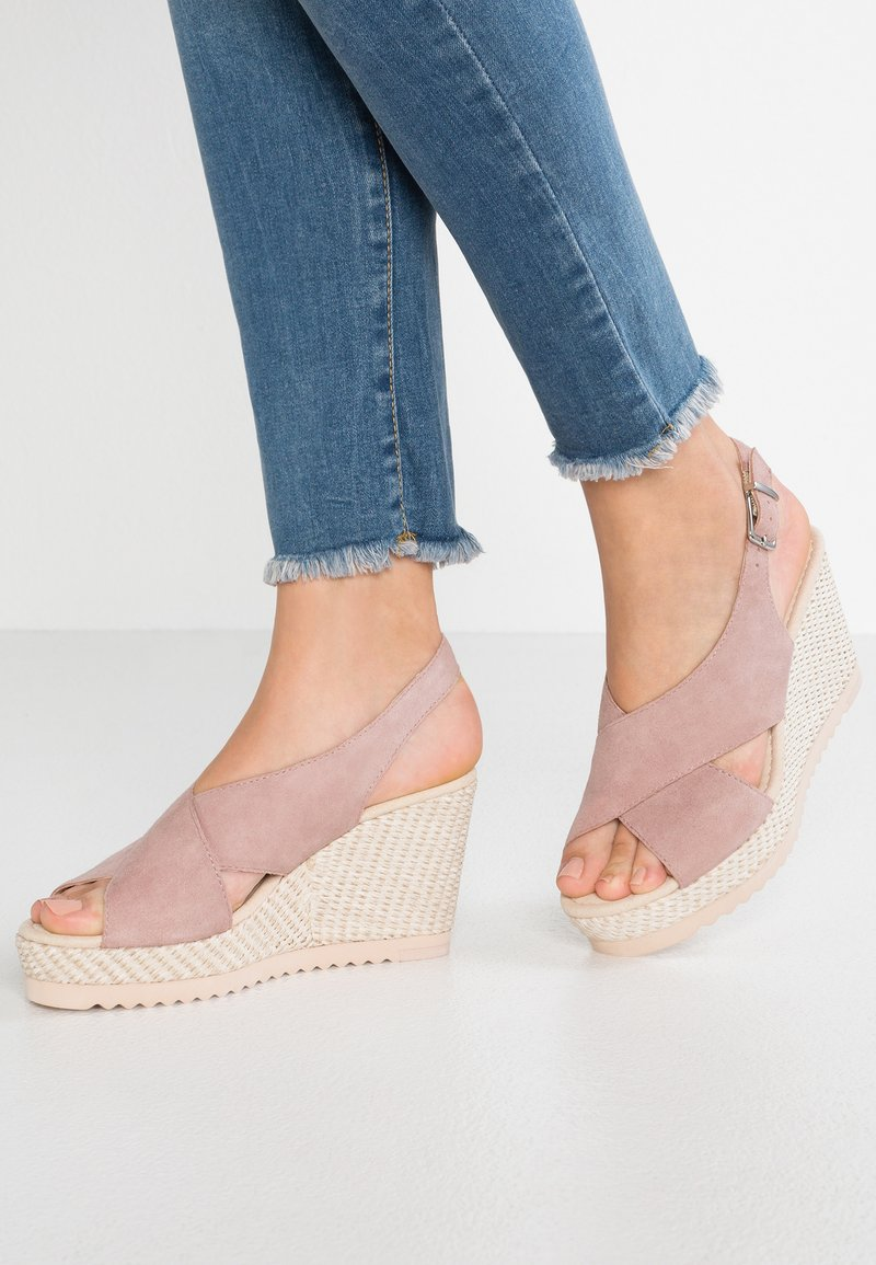 Gabor - High Heel Sandalette - antikrosa