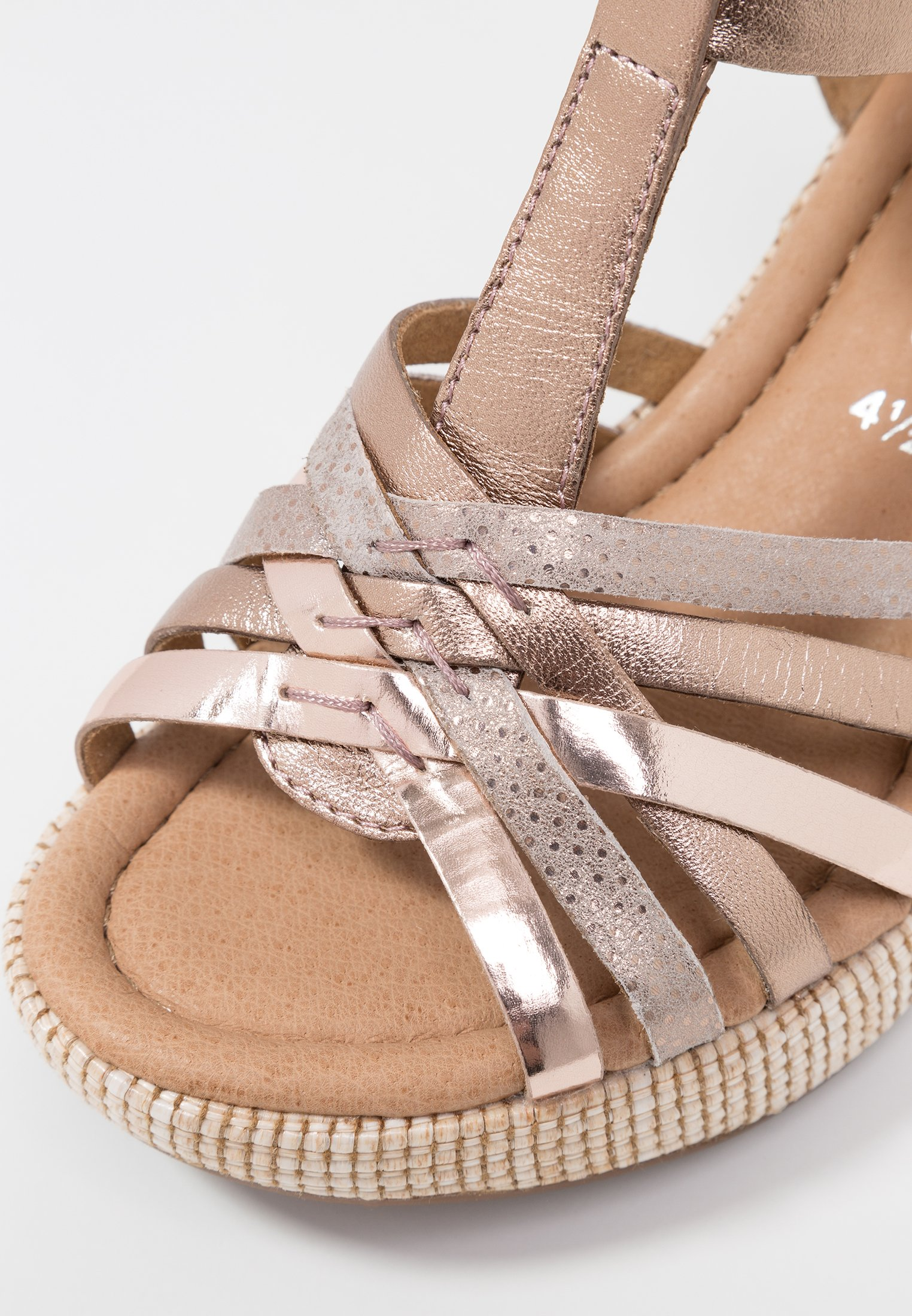 Gabor Wide Fit - Sandales À Plateforme Rame