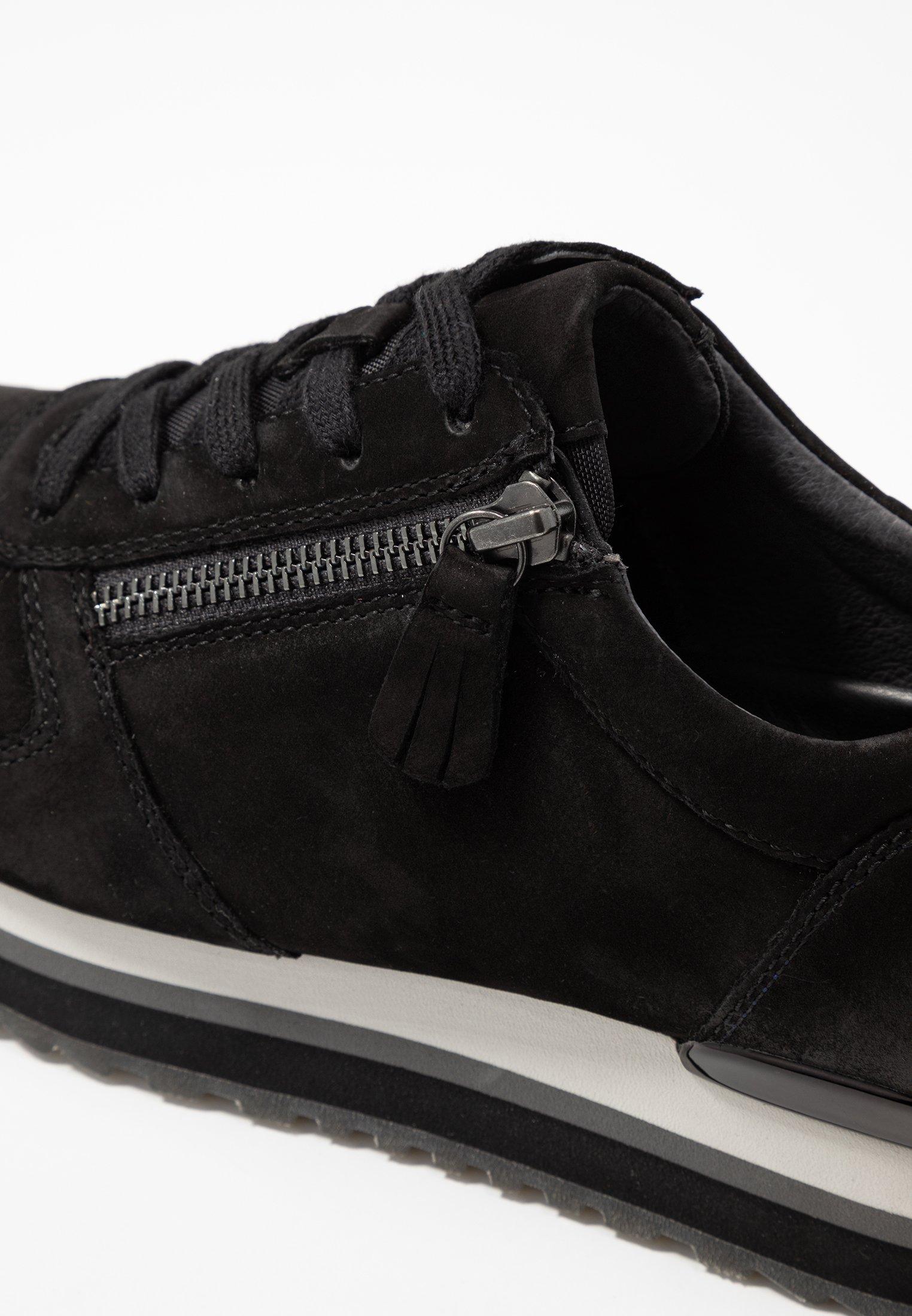Schwarz FitSneakers Wide Schwarz FitSneakers Wide Wide Gabor Gabor Gabor Basse Basse kw08nOP