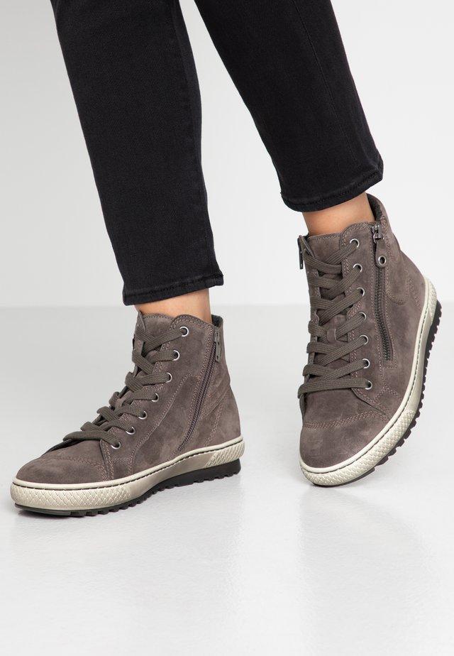 Sneakers hoog - grey