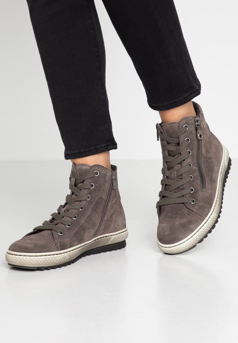 Gabor - High-top trainers - grey