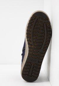 Gabor - Sneakers alte - marine - 6