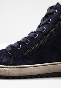Gabor - Sneakers alte - marine - 2