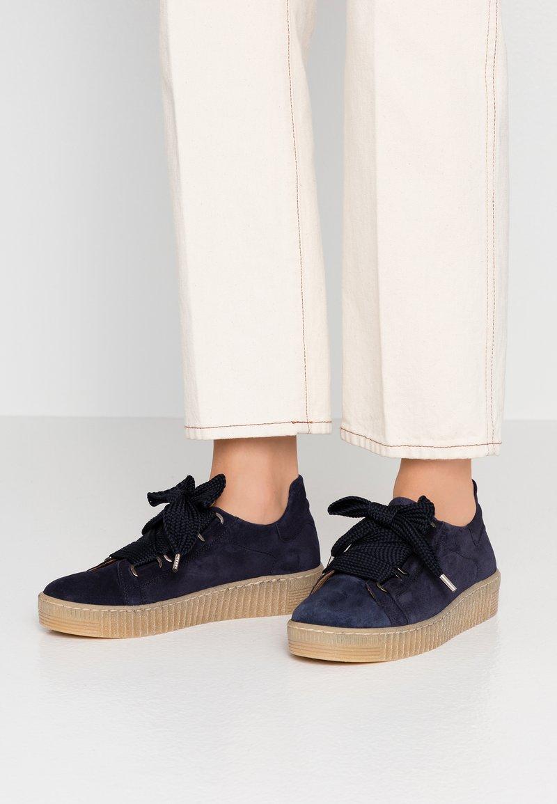 Gabor - Sneaker low - marine
