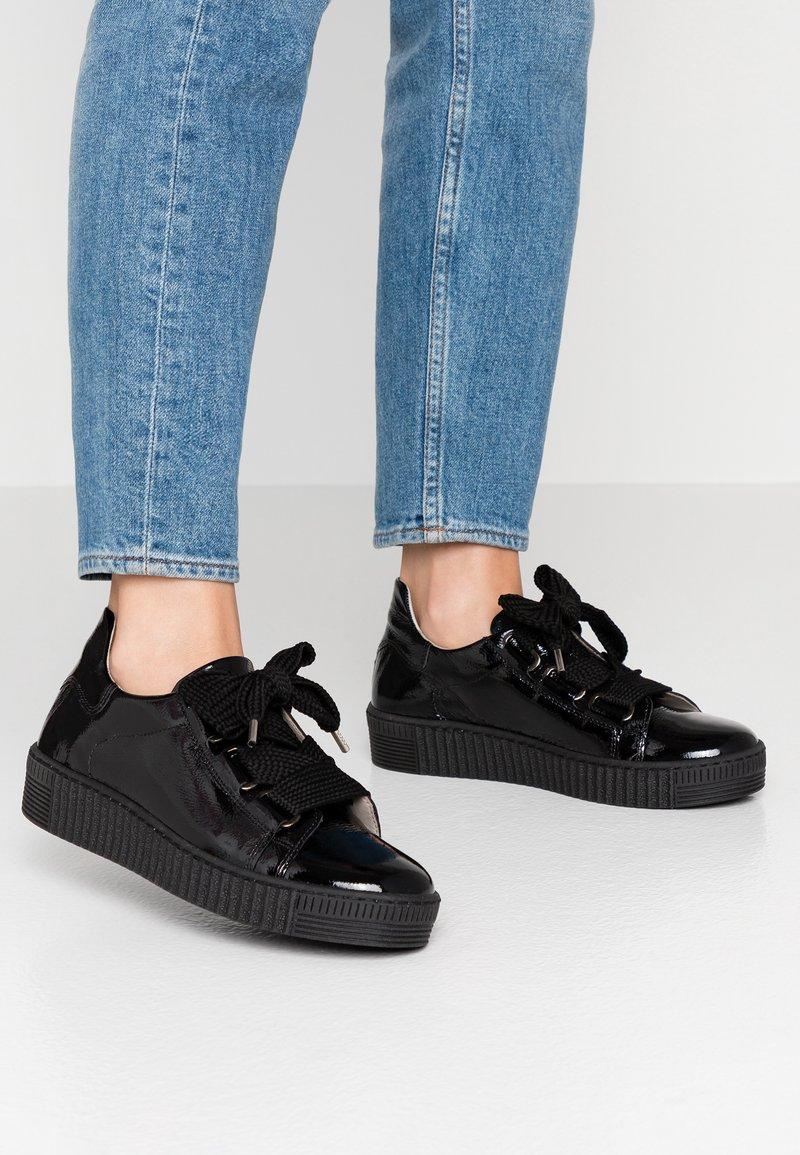 Gabor - Sneaker low - schwarz