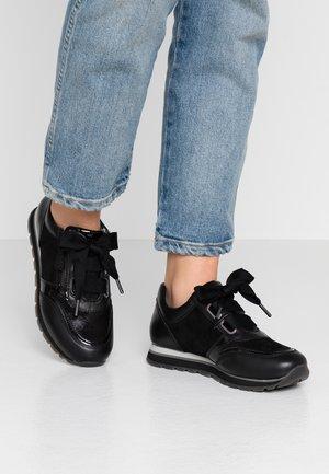 WIDE FIT - Sneakers - schwarz