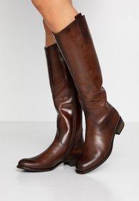 Gabor - Klassiska stövlar - brown - 0