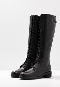 Gabor - Lace-up boots - schwarz - 4