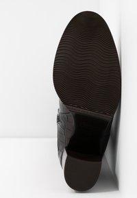 Gabor - Laarzen - dark brown - 6
