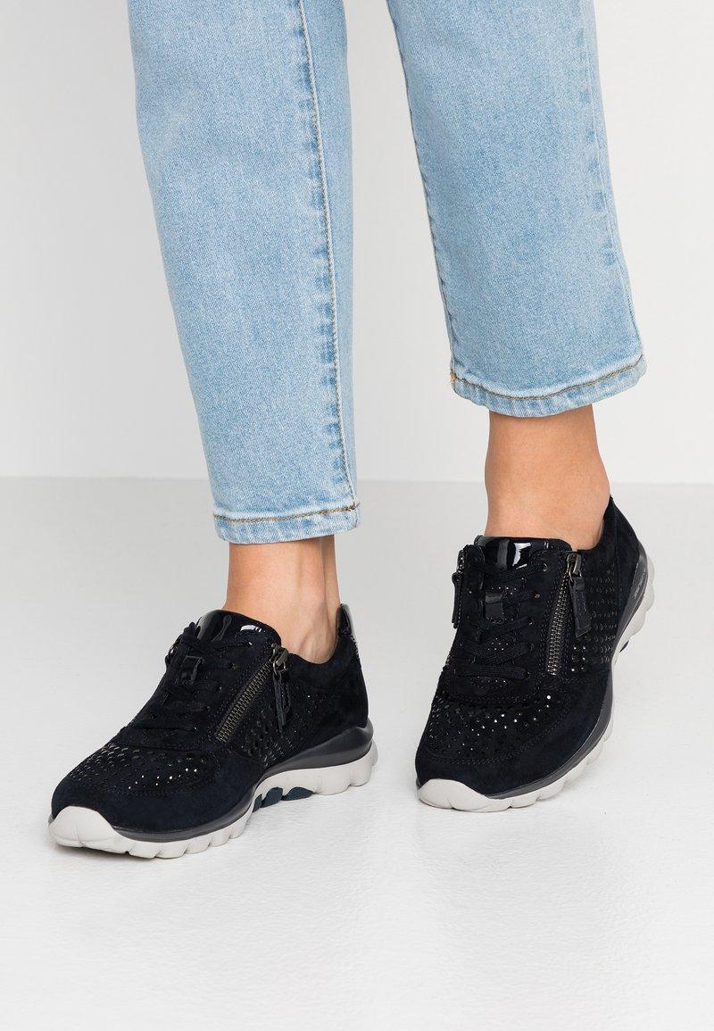 Gabor - ROLLING SOFT  - Sneaker low - pazifik