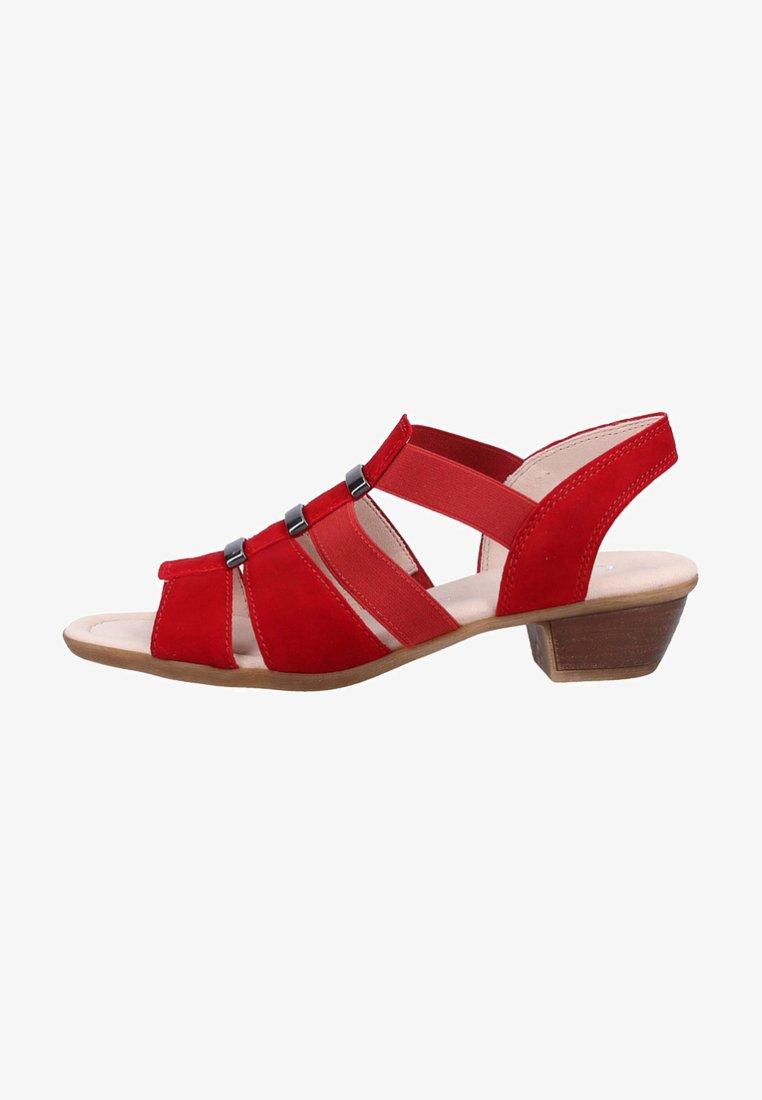 Gabor - Sandaler - ruby