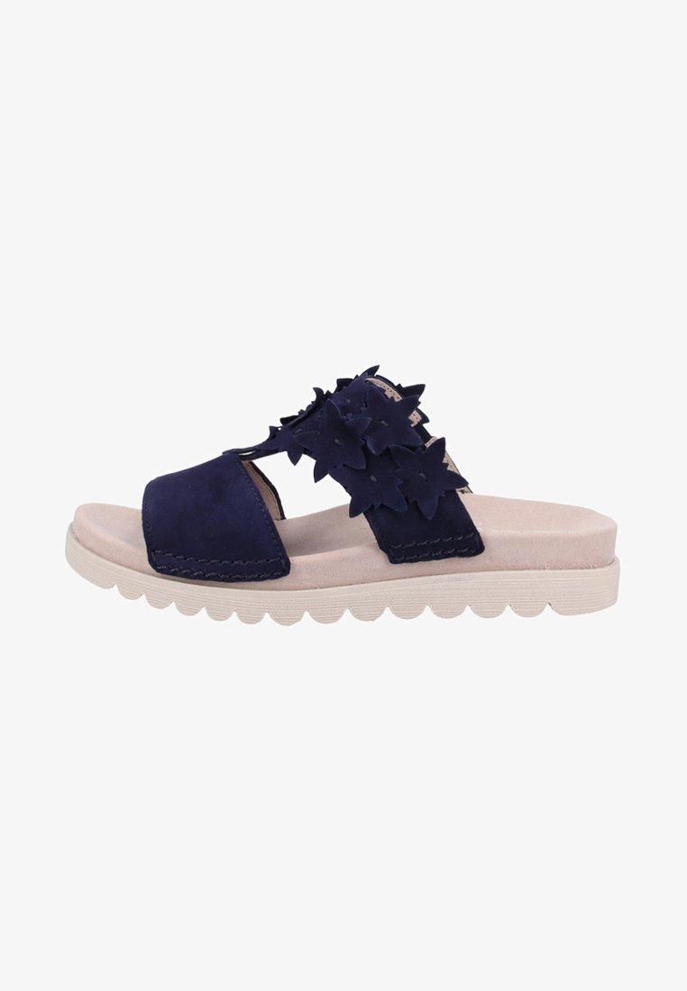 Gabor - Clogs - blue