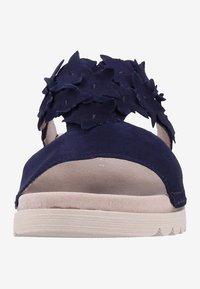 Gabor - Clogs - blue - 5