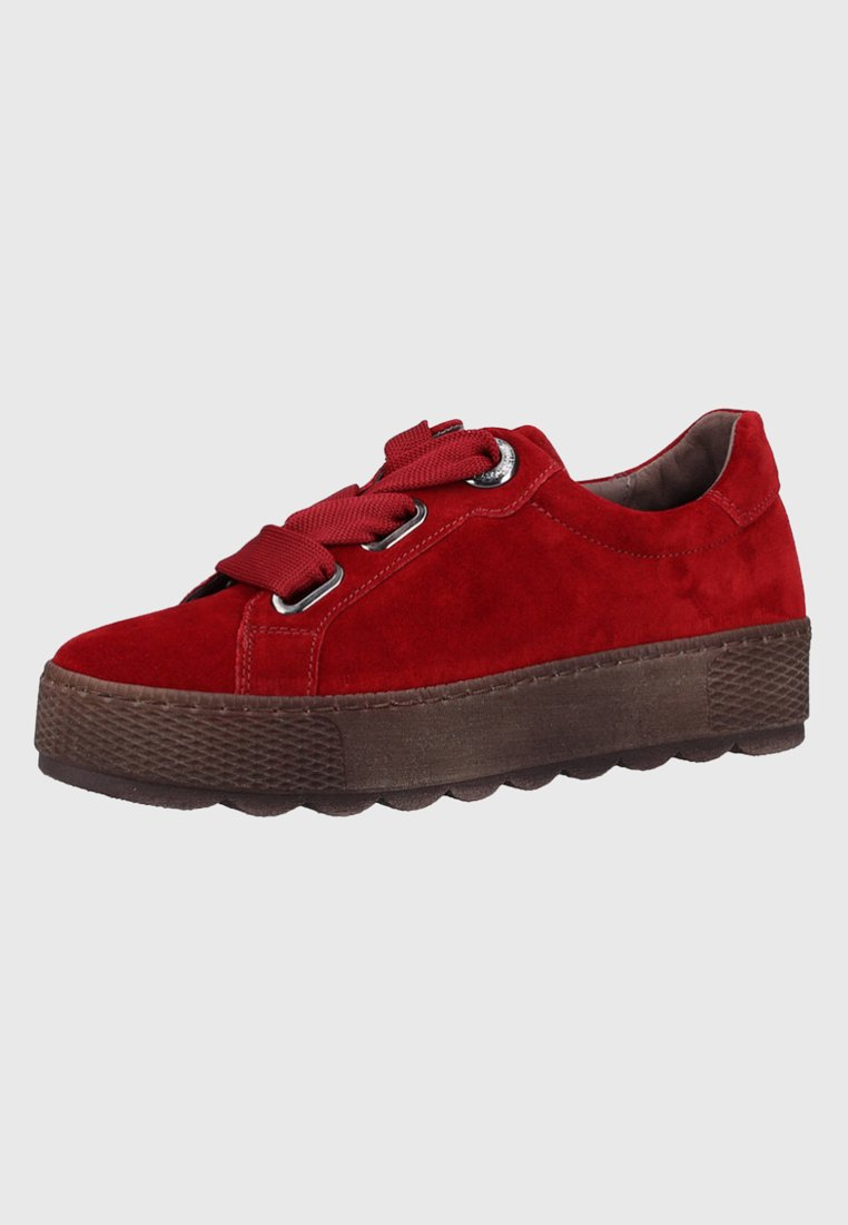 Gabor Sneakersy niskie - red