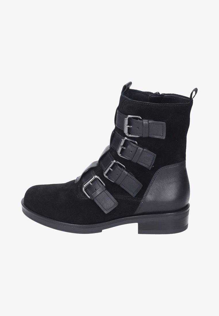 Gabor - Bottes - black