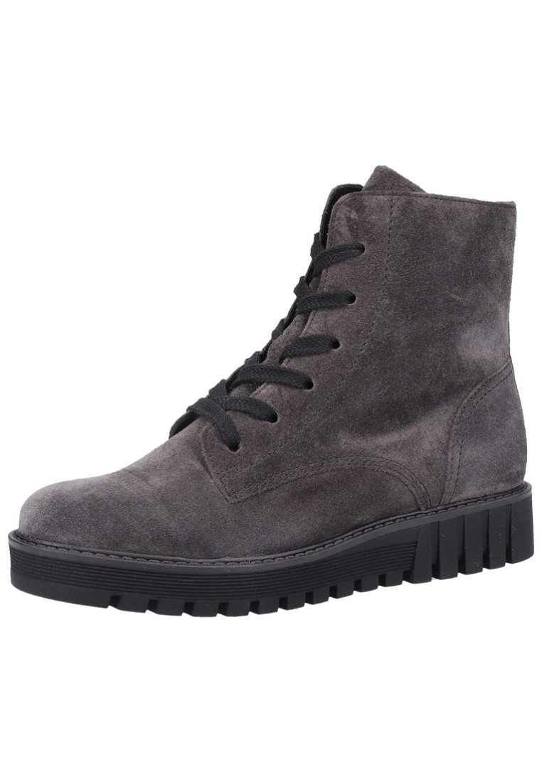 Gabor Bottines à lacets dark grey