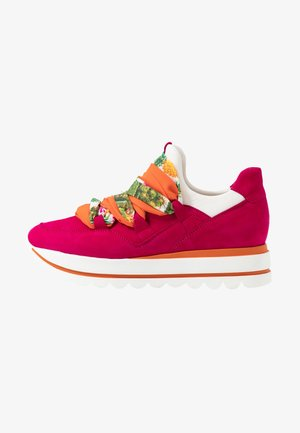 Trainers - fuxia/weiss/multicolor