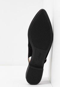 Gabor - Slingback ballet pumps - schwarz - 6