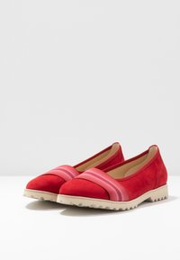 Gabor - Ballet pumps - cherry - 4