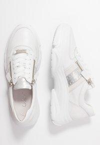 Gabor - Sneakers - weiß/agento - 3