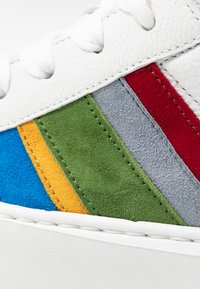Gabor - Trainers - weiss/rainbow - 2