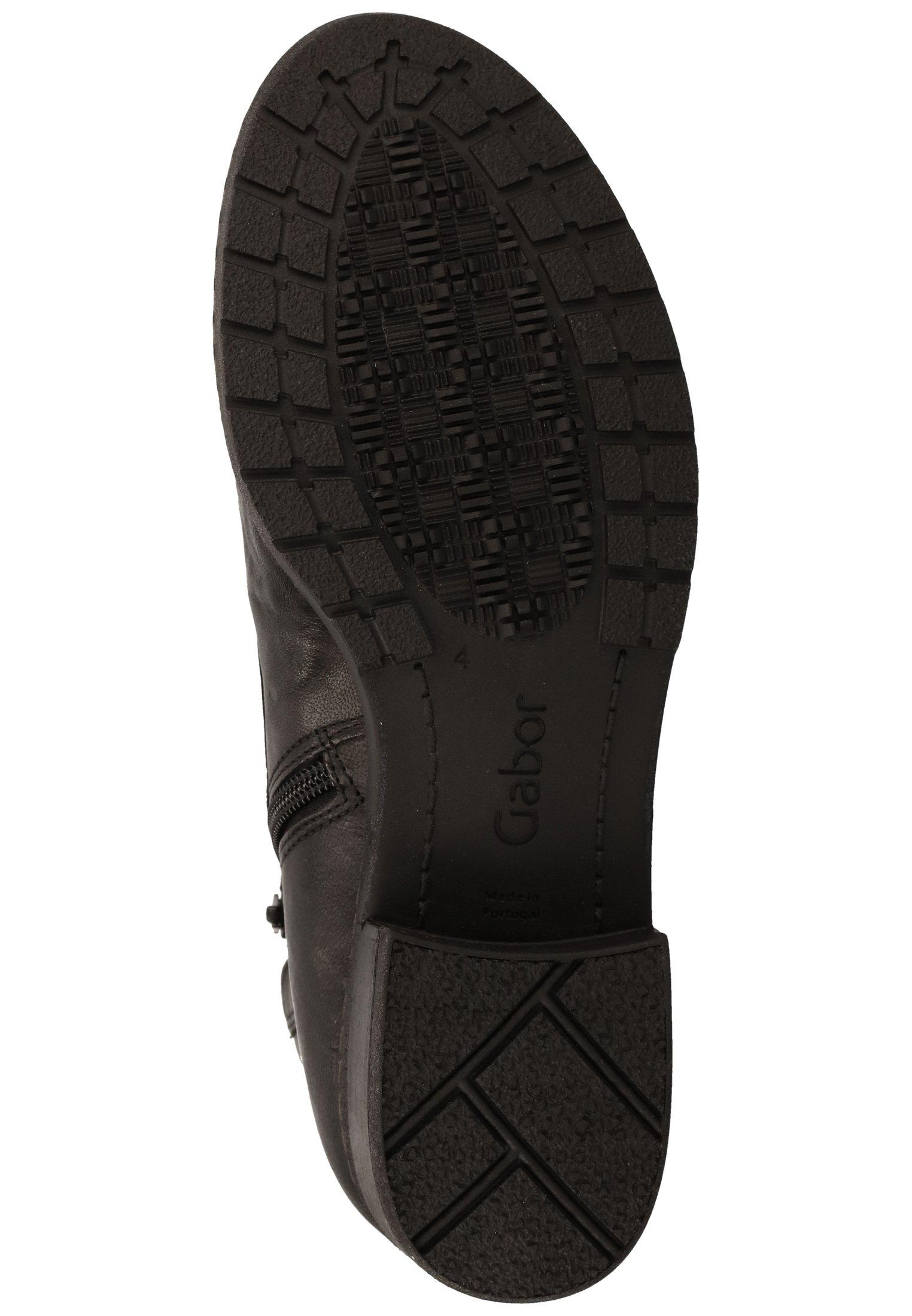 Gabor Bottines à lacets black