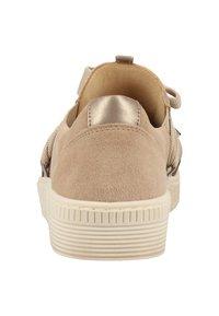 Gabor - Sneaker low - beige - 3