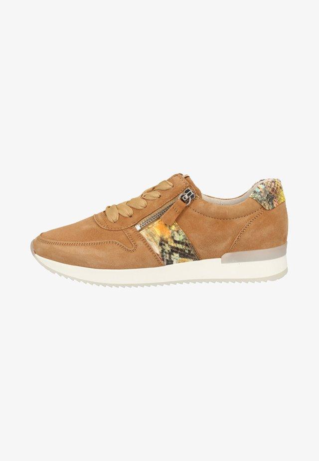 Sneakersy niskie - caramel/sun-multic