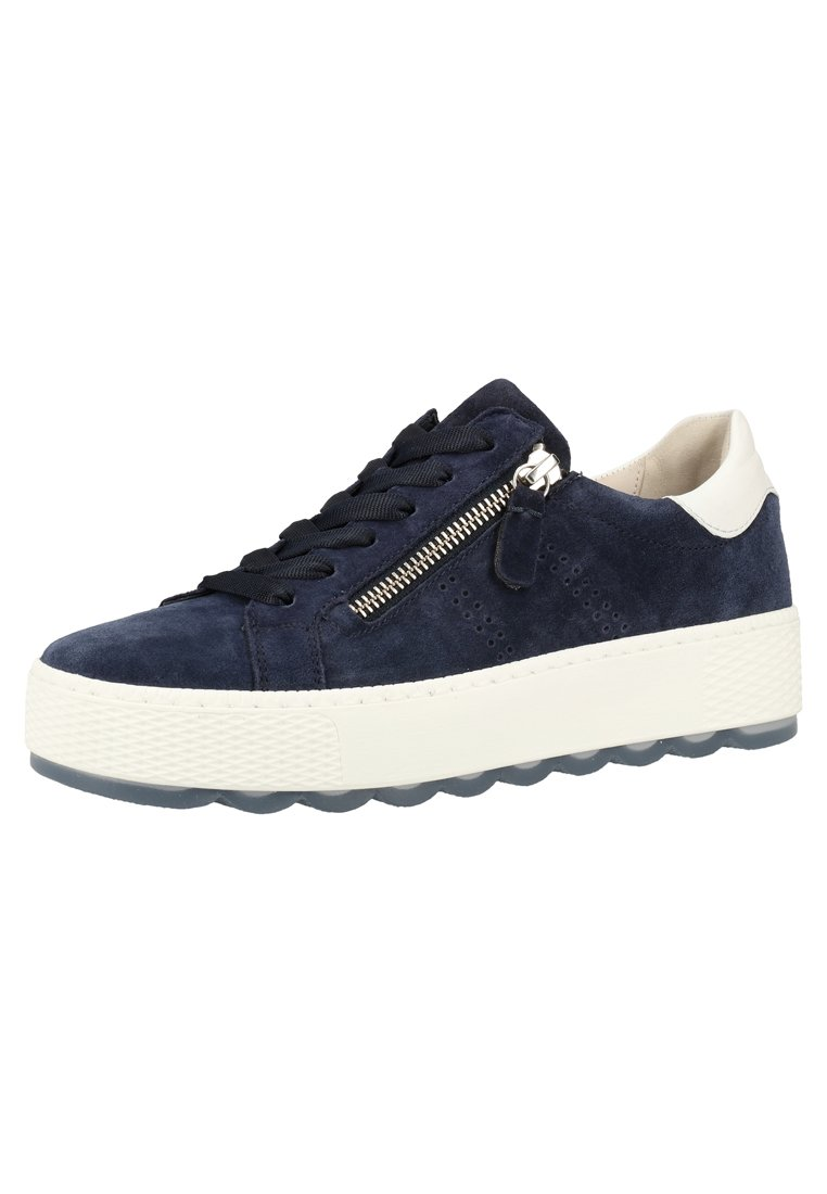 Gabor Sneakersy niskie - navy/white