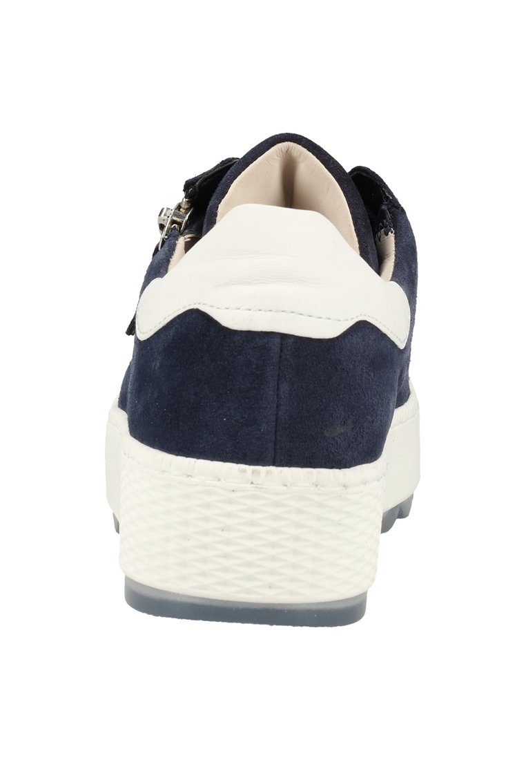Gabor Baskets Basses - Navy/white