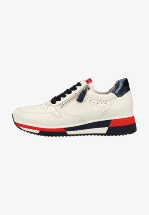 Sneakers - white/navy
