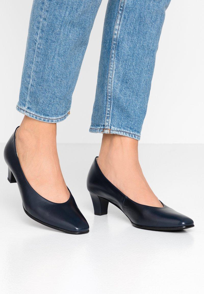Gabor - Classic heels - ocean