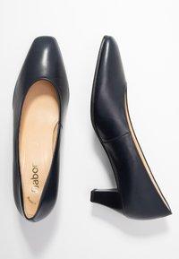 Gabor - Classic heels - ocean - 3